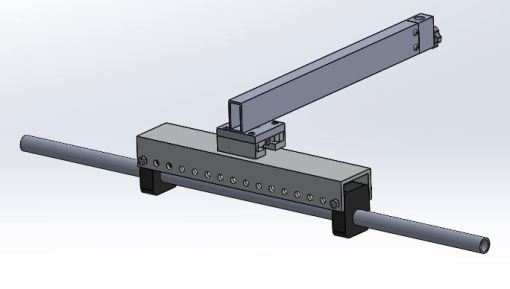 Dressing Arm with Holder